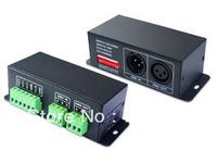 LT-DMX-2801 DMX Decoder;DMX-SPI signal convertor, support WS2801 WS2803 IC