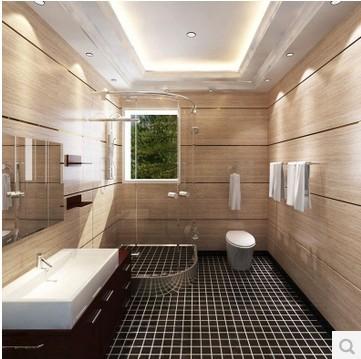 Online kopen wholesale keramische tegels toilet uit china keramische tegels toilet groothandel - Badkamer keramische foto ...