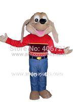 dog mascot costume Animal mascot costume for adult size free shipping