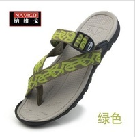 Men's vietnam shoes toe-covering male sandals tidal current male fashion sandals shoes sandals dual size 38-44