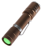 Portable SkyFire CREE XP-G R5 LED 600 Lumen Mini Zoomable 3 Modes Flashlight Torch Flash Light