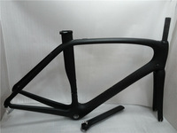 2014 New   Road bike frame Full Carbon Frame+Fork+Seatpost+Clamp+Headset different design can choose
