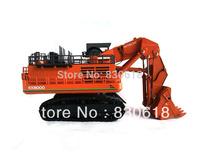 Hitachi Construction Machinery Miniature model large excavator EX8000(1/87) toy