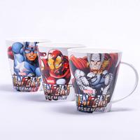 The avengers Cartoon hero thor ironman Captain American tea coffee home office cups mugs drinkware