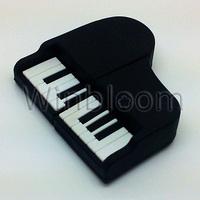 Piano USB Pen Drive 4GB 8GB 16GB 32GB Real Capacity HKPAM FREE Shipping PVC USB Flash Drive