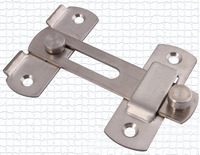 SL 5883 Quality hardware fittings: Stainless Steel door Latch/gate latch, instrument case lock latch Free Shipping
