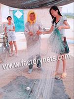 5pcs,Free Shipping,Fishing net,Gillnet,Gill net,Catch fish,Fishing device,30 x 1M /(L*H); Mesh:1 x 1 cm(mesh:Optional)