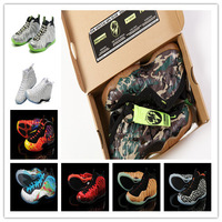 Selling 2013 listed on the new air Foamposite men sports shoes basketball shoes free shipping