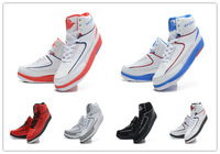 Free shipping Classic J 2 men basketball shoes High quality authentic men athletic shoes