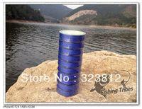 PE free shipping  Wholesale - dyneema  fishing tackle braided fishing line 8LB--80LB 1000M blue