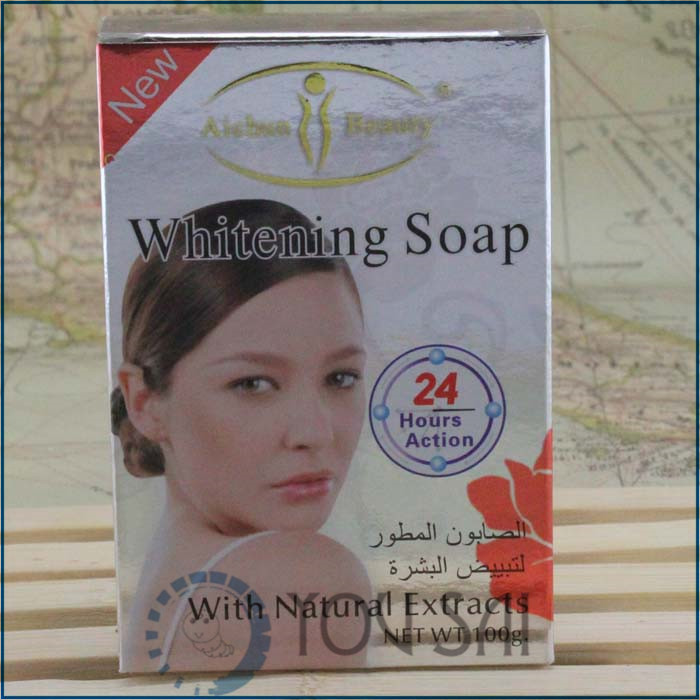 aichun 3 days whitening  soap with hongkong shipping parcle free  D51(China (Mainland))