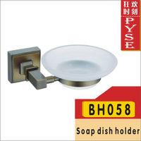 Free shipping BH058 brass chrome soap dish holder, soap dish, bathroom fittings,bathroom accessories