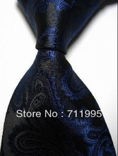 Wholesale  Brand New  Paisley JACQUARD WOVEN Men's Tie Necktie 1000pcs\lot(China (Mainland))