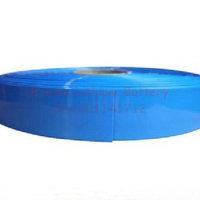 PVC Heat Shrinkable tubing used for battery insulation Diameter 26mm Fold Diameter  42mm W42D26 Heat Shrinkable Sleeve