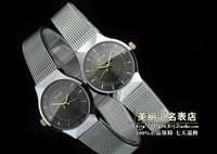 Free shipping julius men watch ultra-thin minimalist couple watch unisex vintage wristwatches men's watch promotion fashion