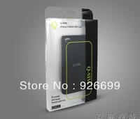 Dual Sim Card Adapter with Back Case for iPhone 5 5s Supported ios7.0