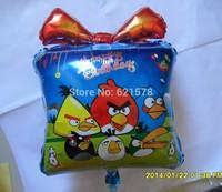 New arrivel  5pcs/lots 46x58 Brids helium   balloon  aluminium foil balloon  for birthday decoration
