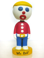 Mr . bill cannonading jet-set funko doll dolls Bobblehead Dolls Shaking Toy Shaking-head Dolls Figures