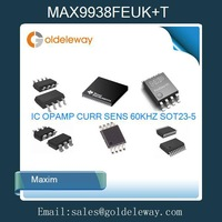 47pcs=1 Lot MAX9938FEUK+T Maxim IC OPAMP CURR SENS 60KHZ SOT23-5