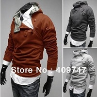 NEW men 2014 hoodies!cotton fleeces man coat jackets