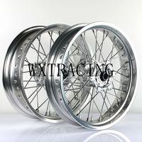 1 set Wheel Hub Rim Front 17x3.5 Rear 17x5.0 For KTM EXC 125 200 250 300 350 400 500 525 600 620