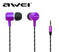 Rattlesnake awei-Q35 in-ear PC / mp3/mp4 / phone headset heavy bass hifi earphones