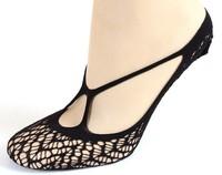 (10pairs/lot ) Condole Belt Women's Five fingers Ship socks Five Fingers fishnet Socks