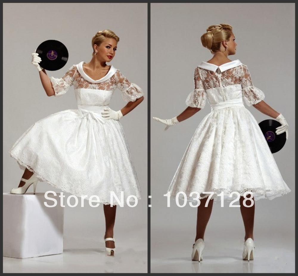 Tea Length Dresses For A Fall Wedding Fall Winter Elegant Wedding