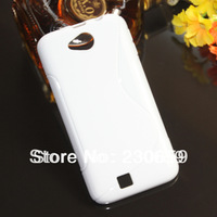 2014 case S Line Wave Gel Case Cover for  5 fnac 5 solf case for  fnac 5 free shipping