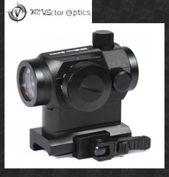 Vector Optics Maverick Mini 1x22 Tactical Red Dot Scope Sight with 20mm Quick Release Picatinny Mount Base T-1 Style New Arrival