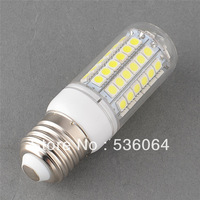 Wholesale 10pcs/lot E27 69 SMD 5050 LED Spotlight Corn Light Bulb Lamp 220V White Ultra Bright