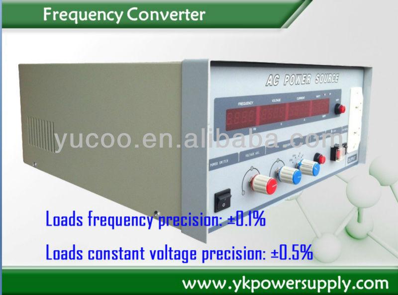 (YK-BP8102) single phase frequency converter 50hz 60hz(China (Mainland))
