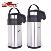 Insulation pot pneumatic hot water bottle thermos bottle water bottle large capacity thermos bottle car home