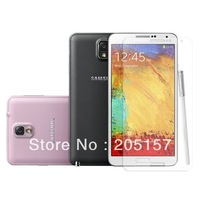 200pcs/lot High Quality Clear Screen guard film For Samsung Galaxy Note III 3 N9000 Screen Protector