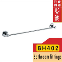 Free shipping BH402 brass chrome towel bar bathroom accessory bathroom fitting bathroom accessory set