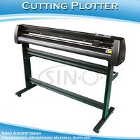 SINO 1350mm Vinyl Cutting Plotter/Cutting Machine For Cutting Sticker/Stickers Cutting Plotter 110v/220v  Free Shipping