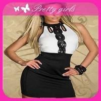 Free shipping sexy fashion dress