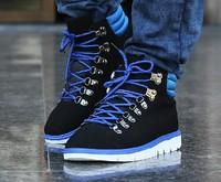 Free shipping drop ship promotion men high shoes sneakers for men sports casual shoes men