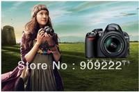 world famous  free shipping  dslr digital camera