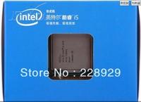 Quad-core Intel Core i5-4570 Haswell new architecture boxed CPU (LGA1150/3.2GHz/6M three cache / 84W/22 nanometers)