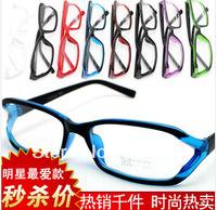 Korean models narrow eyeglass frames free shipping