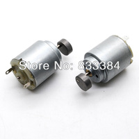 wholesale 10pcs/lot 1.5-3v DC motor Vibration Motor 21*21mm with eccentric wheel Toy motor