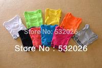 Summer Dress 2014 Women's Fashion Brand Sleeveless T-shirt Large Size Women Tanks Top Free Shipping Promotion