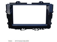 Fascia Audio Panel Refitting Frame Dash Kit For 2013 Honda CRIDER Retail/Pcs Free Shipping
