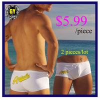 Free shipping!!2 pieces/lot 2014 New fashion Swimming Trunks/Men's Swim Shorts/Hot sale swimwear (N-111)