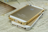 2014 New Arrival High Quality Alloy Bumper Frame Ultra Thin 0.7mm Premium Case For iPhone 5 5S,Fashion Cover For iphone5