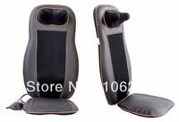 Free shipping + Relaxing recliner shiatsu vibrating massager cushion