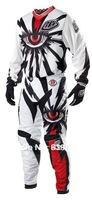 Super Cool! New Arrivals 1 Set Troy Lee Designs TLD Motocross Jersey&Pants&Gloves Motorcycle Racing Bicycle T-Shirt Pants Gloves