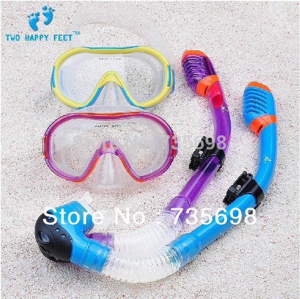 Snorkeling Gear For Kids Diving Gear Snorkeling Set