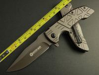 FREE SHIPPING New Boker All Steel Fast open Folding pocket Knife DA32
